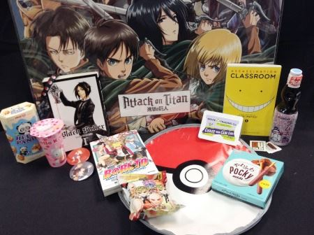 Black Butler, Boruto, Assassination Classroom, and more!